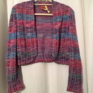 🧵 VINTAGE Missoni Cropped Jacket